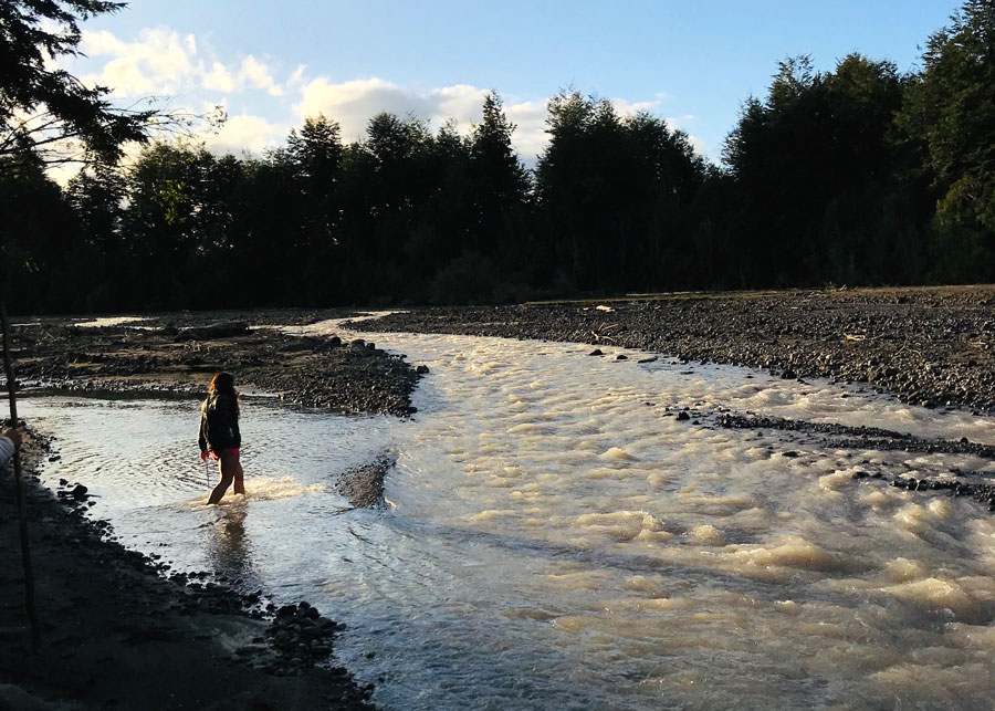 River walking, experiences in Ensenada